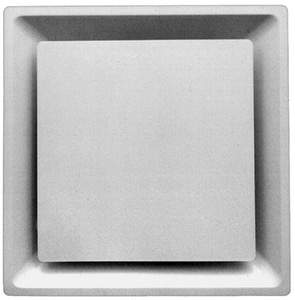 PROSELECT® 24 in. Square Panel T Bar Diffuser Insulation PSSPDI2424