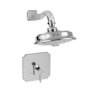 Newport Brass Kiara Pressure Balancing Shower Trim Set with Single Lever Handle N3-2534BP