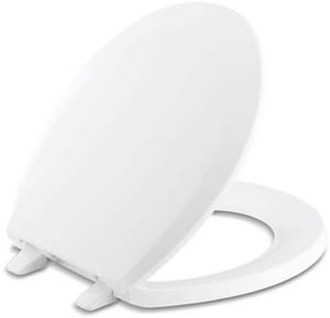 Kohler Lustra™ Plastic Round Closed Front With Cover Toilet Seat K4662-A