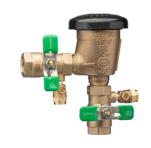 Backflow Preventer Vacuum Breakers