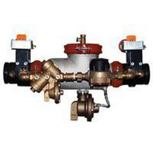 Wilkins Regulator Stainless Steel Reduced Pressure Detector Assembly Butterfly Valve W375ASTDA