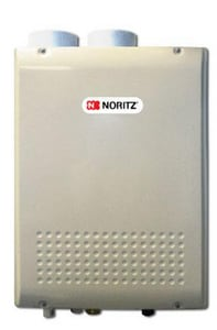 Noritz America ecoTough 9.8 GPM Indoor Tankless Water Heater NNRC98DV
