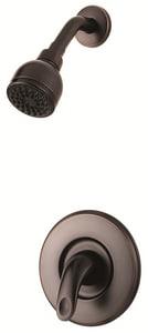 Pfister Serrano™ 1-Function Showerhead Pressure Balancing Shower Trim Kit with Single Lever Handle PG897SR