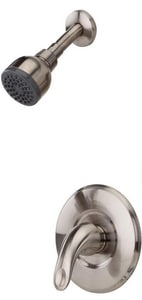 Pfister Serrano™ Pressure Balanced Shower Trim Kit with Single Lever Handle and 1-Function Showerhead PG897SR