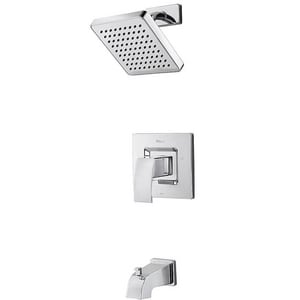 Pfister Kenzo™ 2 gpm Single Lever Handle Tub and Shower Trim Kit PG898DF
