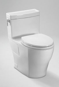 Toto USA Aimes® 1.28 gpf 12 in. One Piece Toilet TMS626214CEFG
