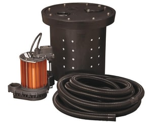 Liberty Pumps Crawl Space Sump Pump Kit LCSP257