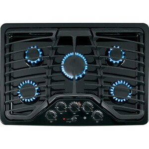 General Electric Appliances Profile™ Series Built-In Gas Cooktop GPGP9DETBB