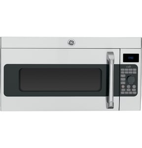 General Electric Appliances Cafe™ 1.7 CF Over-the-Range Convection Microwave With 300 CFM GCVM1790SSSS