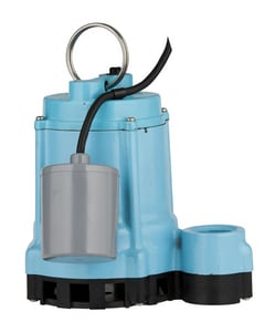 Little Giant Pump 9EN Series 115V Submersible Effluent Pump L509207