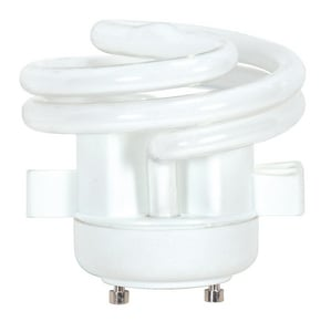 Satco T2 Compact Fluorescent Light Bulb with GU24 Base SATS8227
