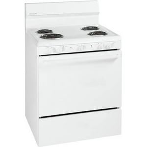 Frigidaire 30 in. Electric Free Standing Range FFFEF3000M