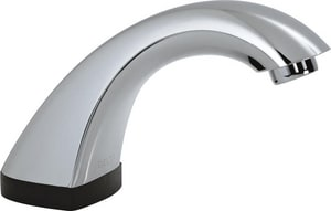Delta Faucet 0.5 gpm Electronic Heavy Duty Faucet D590PLGHDFHW