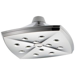 Brizo Charlotte™ 2.5 gpm Ceiling Mount Raincan Showerhead D81385
