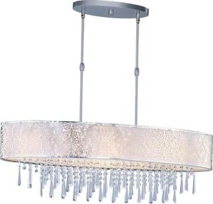 Maxim Lighting International Rapture 50 W 7-Light Pendant M22296WTSN