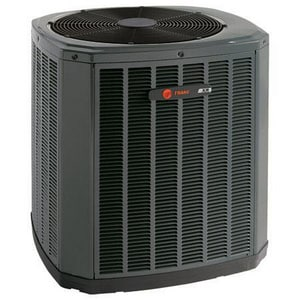 Trane 4TWR5 Series 4 Ton 15 SEER Single-Stage R-410A 1/5 hp Split-System Heat Pump T4TWR5049E1000B