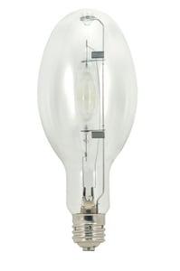 Satco 3-14/25 in. Mogul Base Metal Halide HID Light Bulb in Clear SS5878
