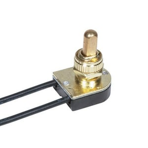 Satco On/Off Push Switch S80112