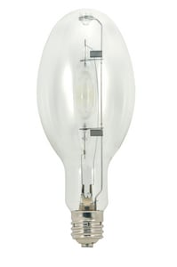 Satco 12000 Lumens Mogul Base Metal Halide HID Light Bulb in Clear SS5822