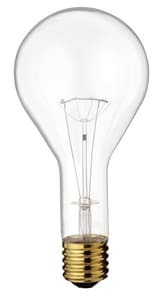 Satco 300W PS25 Dimmable Incandescent Light Bulb with Mogul Base SS4961