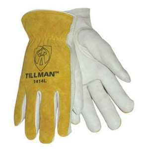 Tillman Cowhide Leather Driver Gloves T1414