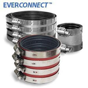 Everflow No-Hub Flexible Coupling E15