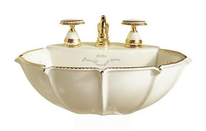 Kohler Anatole® 22 x 18 in. Vitreous China Basin Only Biscuit K14266-WF-96