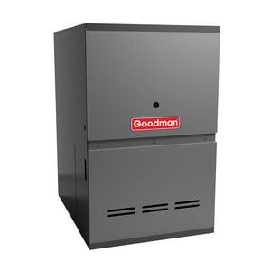 Goodman 60 MBH 80% 2 Stage Downflow Gas Furnace GGDH80603AX