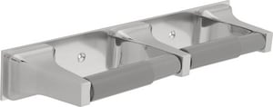 Delta Faucet Twin Paper Holder with 2-Plastic Roller D45270