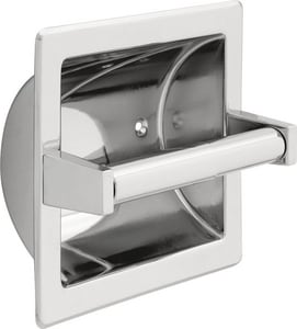 Delta Faucet Commercial Toilet Tissue Holder Brass D45072