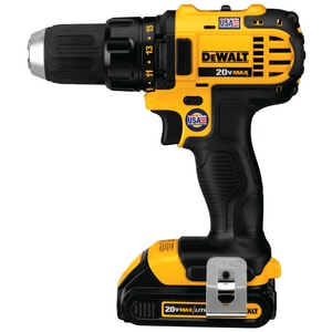 DEWALT 20V Compact Drill or Driver Kit DDCD780C2