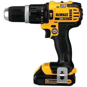 Dewalt 20V Lithium-Ion Compact Hammer Drill or Drive DDCD785C2