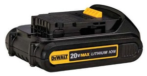Dewalt Lithium-Ion Compact Battery DDCB2012