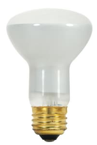 Satco R20 Dimmable Incandescent Light Bulb with Medium Base SATS3229