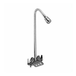 PROFLO Double Blade Handle Shower Faucet In Polished Chrome F418 Ferguson