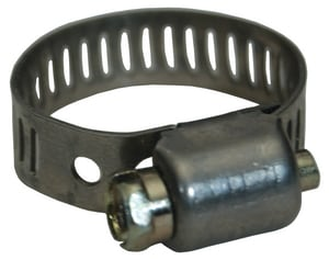 Dixon Valve & Coupling 7/16 - 5/8 in. Stainless Steel Hose Clamp DIXMH6