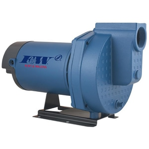 Flint & Walling 71 gpm 2 hp 1-Phase Centrifugal Pump FSPJ20B1