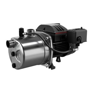 Grundfos 1 in. 115 V NPT Stainless Steel Shallow Well Jet Pump G97855075