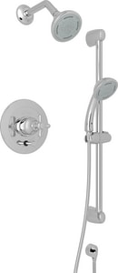 Rohl Verona™ Shower Package with Single Cross Handle RRBKIT35XM