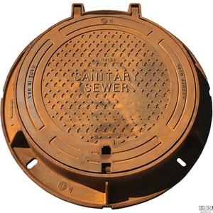 Bass and Hays Foundry Frisco Ergonomic Rheemed & Chamfer Sanitary Sewer BHHM30FRSS