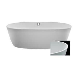 MTI Whirlpools Elena 2 66 x 32 in. Freestanding Bathtub with Center-Hand Drain MTIS141MT