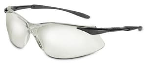 Honeywell Tectonic Anti-Scratch Safety Glasses with Black Frame HXV204