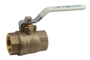 Apollo Conbraco 400# Solder Brass Full Port Ball Valve A94ALF2