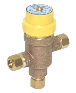 Apollo Conbraco 3/8 in. Compression Mixing Valve in Bronze A34DLF302B1