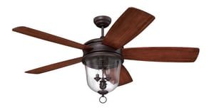 Craftmade International 60 in. 5-Blade Fan with Light CFB60OBG5