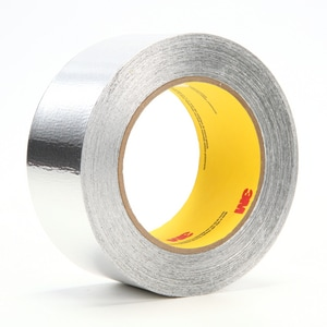 3M 2 in. Aluminum Foil Tape 3M05113895072
