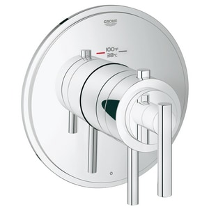 Grohe GrohFlex™ Single-Function Thermostatic TurboStat Control Module with 6.6 gpm at 45 psi Max Flow Rate G19848