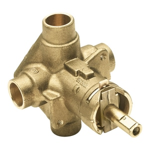Moen CC Connection Pressure Balancing Rough-In Valve (Less Stops) M8370HD