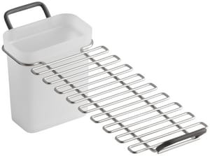 Kohler Riverby™ Utility Rack with Soaking Cup Stainless Steel K6194-ST