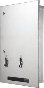 Delta Faucet Sanitary Napkin/Tampon Vendor D48000SS